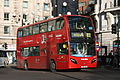 Metroline TE1425 on Route 82, Marble Arch (16040901136).jpg