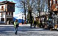 Metsovo the mountain and a house.jpg