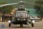 Mi-171Sh helicopter used by Bangladesh Air Force (18).png