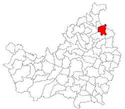 Location of Mica