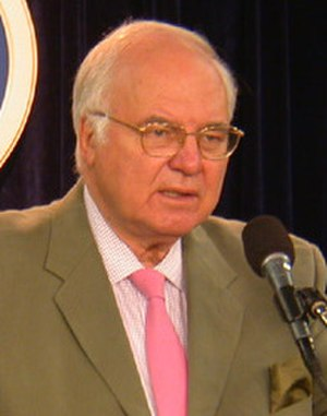 Michael Novak - Michael Novak in July 2004 at Washington Foreign Press Center