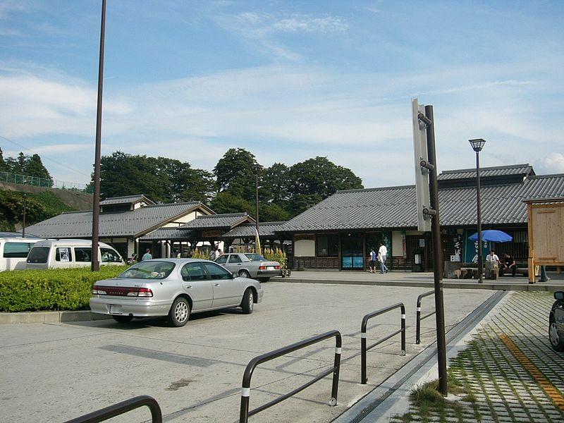 File:Michinoeki shinshu tsutakijuku.jpg