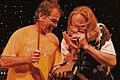 Mickey Hart and Tony Bove, 2006.jpg