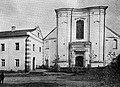 Miensk, Vialikaja Bernardynskaja. Менск, Вялікая Бэрнардынская (S. Niakrasaŭ, 1903).jpg