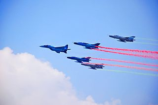 Flypast ceremonial or honorific aircraft flight