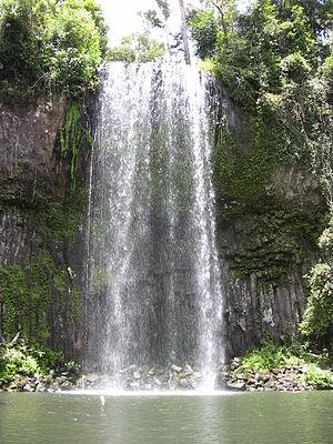 Millaa Millaa Falls - Image: Milaa Milaa Falls