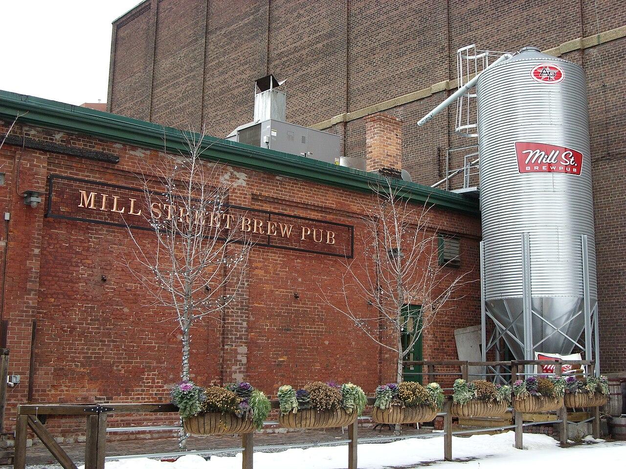 Mill Street Brewery - Wikipedia