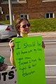 Milwaukee Public School Teachers and Supporters Picket Outside Milwaukee Public Schools Adminstration Building Milwaukee Wisconsin 4-24-18 1021 (41015512414).jpg