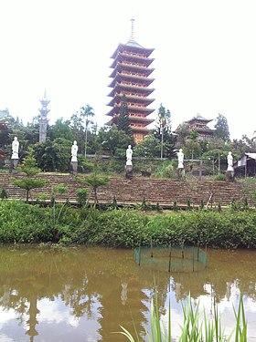 Image illustrative de l'article La pagode Minh Thanh