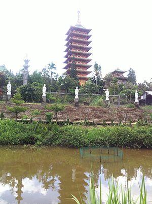 Pleiku - Minh Thanh Pagoda in Pleiku