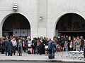 Minsk Metro blast entrance1 Mourning day.jpg