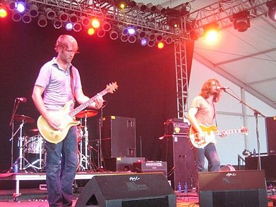 Picture of a band or musician: Minus The Bear