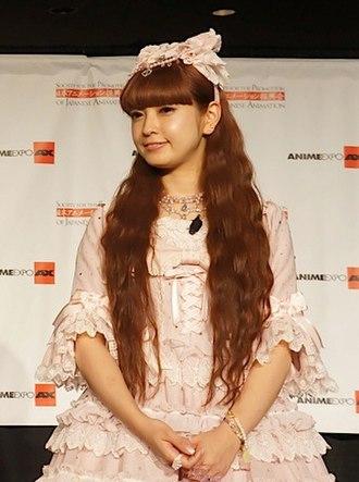 Lolita fashion - Image: Misako Aoki (青木美沙子)