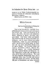 Miscellaneen, S. 375-392