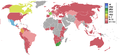Miss World 2009 Map.PNG