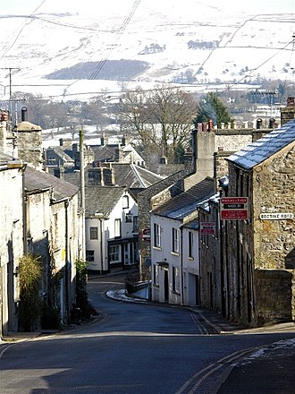 Kirkby Lonsdale - Mitchelgate in Kirkby Lonsdale