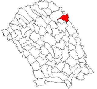 Mitoc, Botoșani Commune in Botoșani, Romania