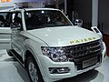 Mitsubishi Pajero CN Spec V6 3.0L In the 14th Guangzhou Autoshow 03.jpg