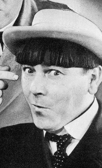 Moe Howard - Howard in 1937