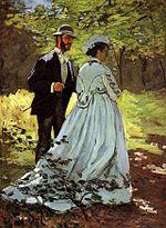 Femmes au jardin — Wikipédia