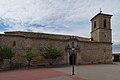 Montalbo, Iglesia de Santo Domingo de Silos, fachada principal.jpg