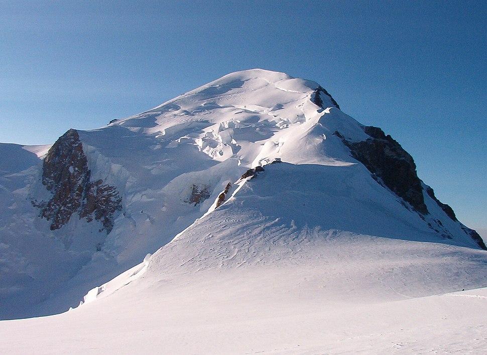 Monte Bianco dal Dome du Gouter