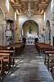 Montecreto, Parrocchiale S Giovanni Battista - Interno.jpg