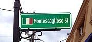 Montescaglioso Street