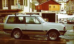 Monteverdi Safari in Lenzerheide 1978