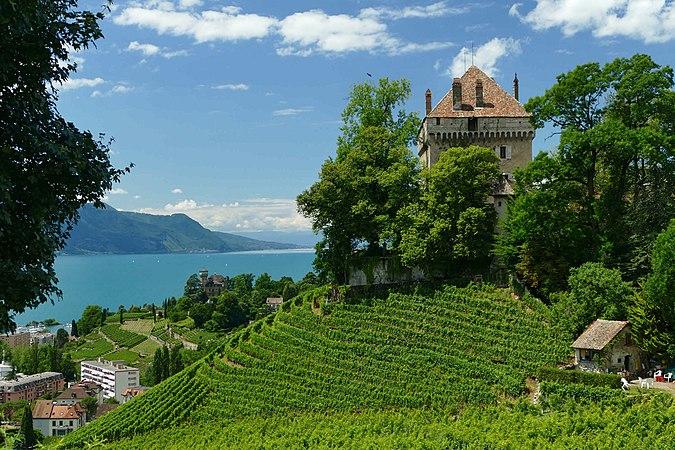 Montreux, Château du Châtelard.jpg