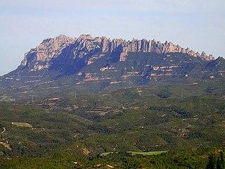 Montserrat des del Bages