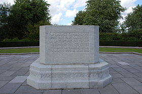 Monument canadien.