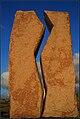 """Monumento ós VOLUNTARIOS do """"PRESTIGE"""" - """"A Ferida"""" - MUXÍA, A CORUÑA.jpg"""