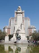 Monumento a Miguel de Cervantes - 02