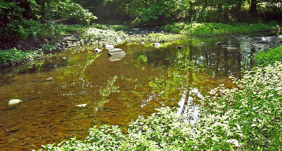 Moodna Creek source