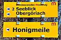 Moosburg Stallhofen Schilder Honigmeile 05042009 01.jpg