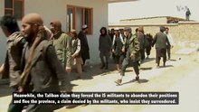 File:More Than 240 IS Militants Surrender to Afghan Government Forces.webm