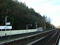 Moreton Station, Dorset ... trains to Bournemouth. (3231246158).jpg