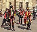 Morris dancers, York (26326048260).jpg