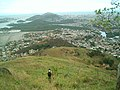 Morro do Cruzeiro, aproamento Leste - panoramio.jpg