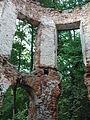 Morysin - zespół pałacowo-parkowy - ruiny pałacyku - frag.1.jpg