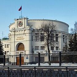 Автозаводская улица москва москва