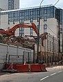 Moscow, Kostyansky 6C2 demolished June 2009 01.JPG