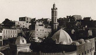 Hassan Pasha Mosque - Image: Mosquée du pacha 1920