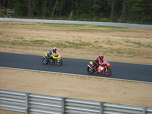 Grand-Am Road Racing - Two classes of bikes used in the SunTrust Moto-ST Series