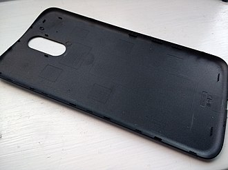 Polycarbonate - Cell phone frame made from Polycarbonate