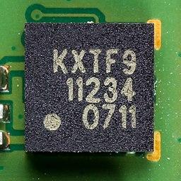 Motorola Xoom - Kionix KXTF9-1171