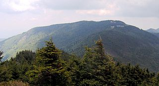 Mount Mitchell Highest mountain in the Eastern United States