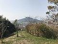 Mount Kayasan from Sasayama Park.jpg