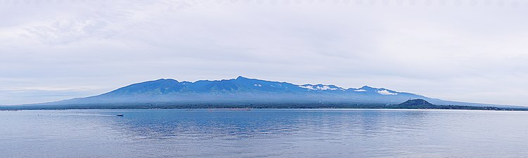 Panorama of Mount Malindang